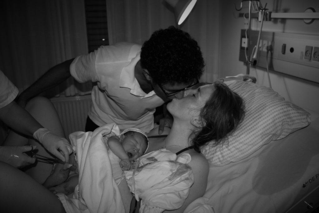 Fødselsberetning: Et barn kom til verden og en doula var født