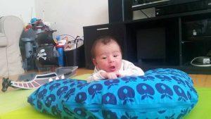 Rumi blev kun 1 måned gammel